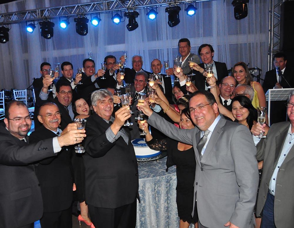 Desde 2012, a Lumiar é o cerimonial que realiza as premiações do Sincor-AL